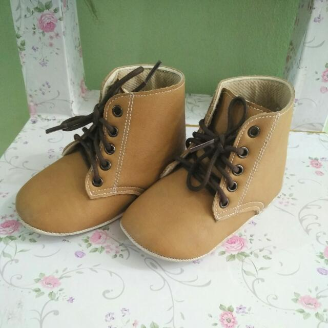 Prewalker Boots