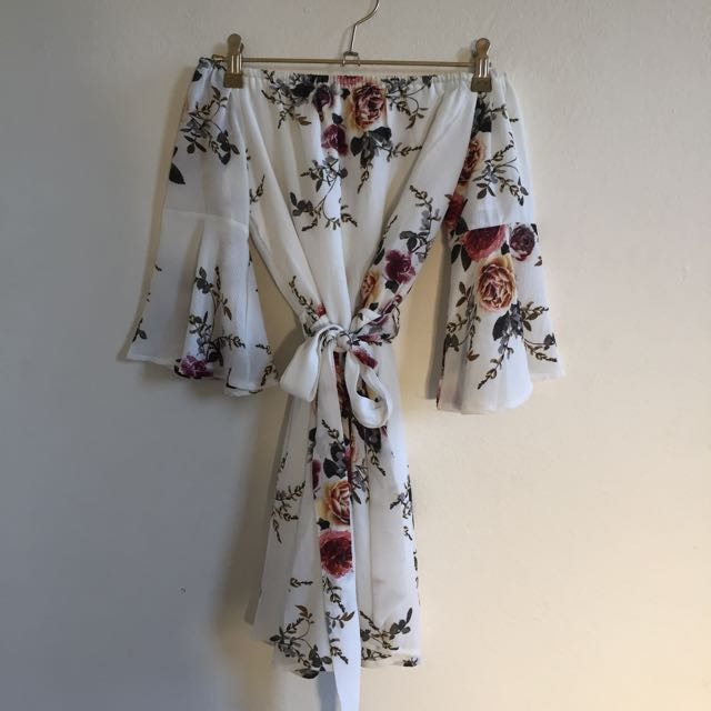 Princes Polly Floral Dress Size 8
