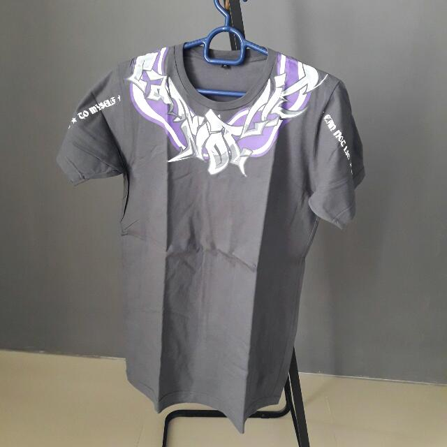 Purple Energy T-Shirt