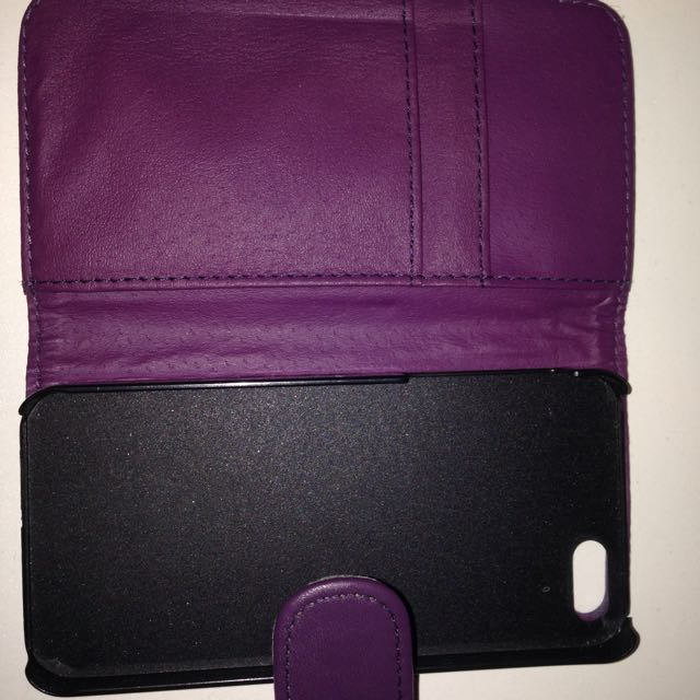 Purple iPhone 4 Case
