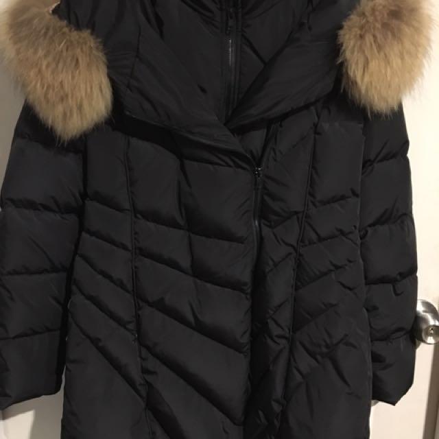 Quality Black Fur Jacket