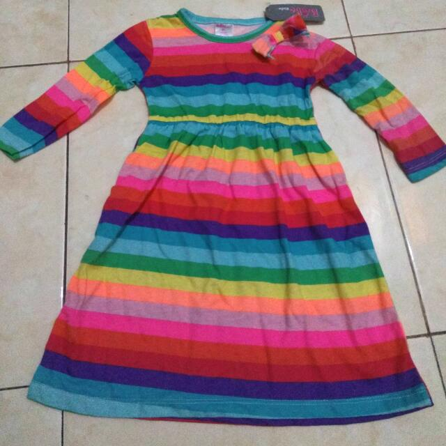 Rainbow Longdress