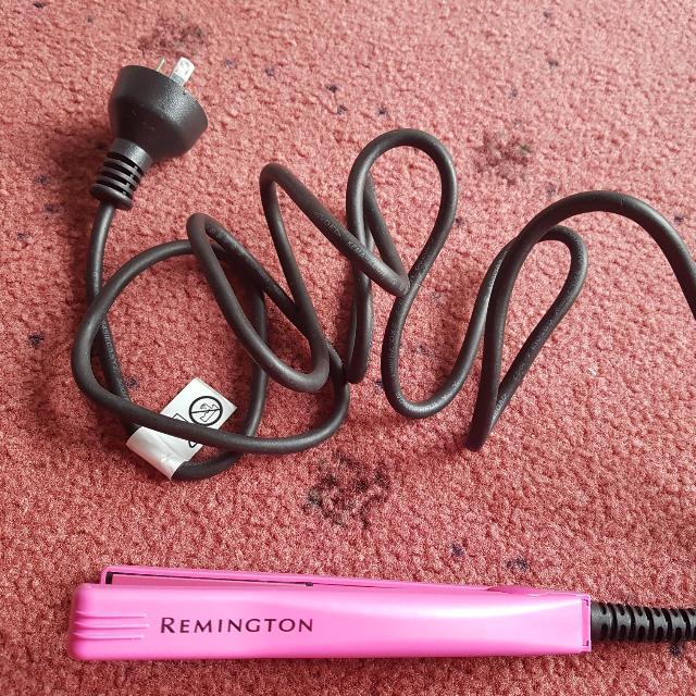 Remington Mini Hair Straightener