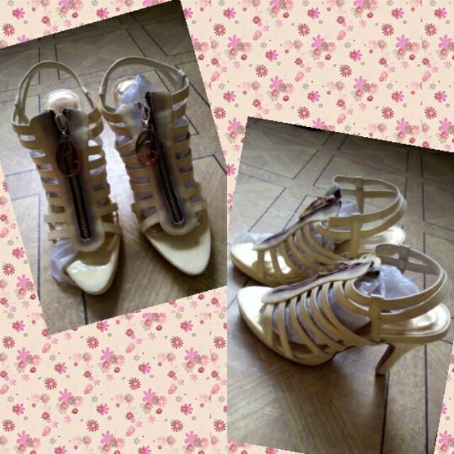 REPRICE!!! TAKE it for 430 High heel sandal