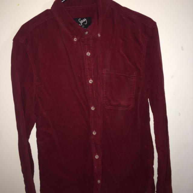 Roger David Cord Shirt