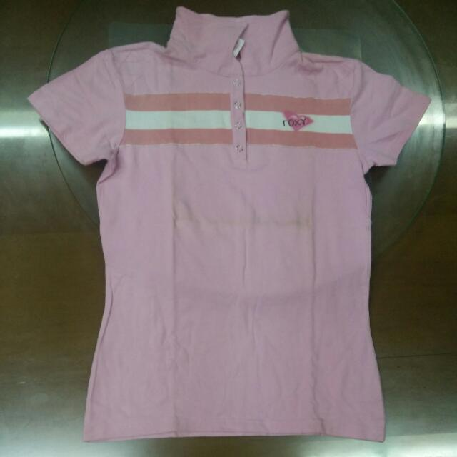 REPRICED Roxy Ladies Collared Polo