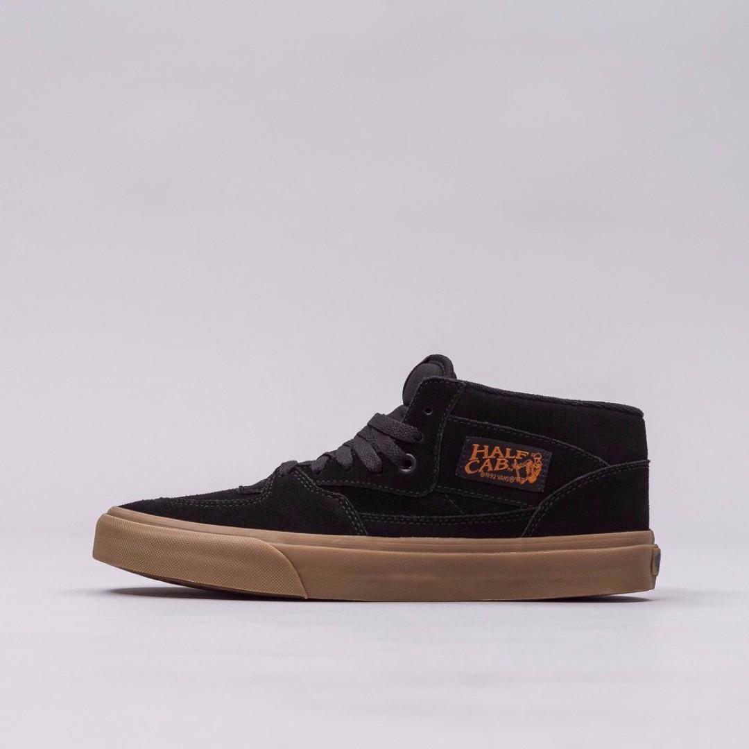 91bf520b23  SALE VANS Half Cab Gumsole Shoes