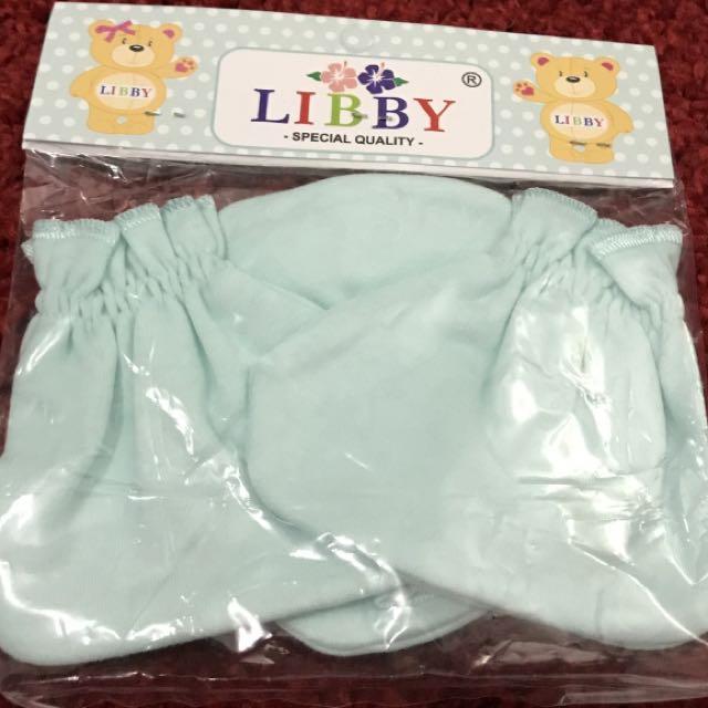 Sarung Tangan Kaki Libby Polos