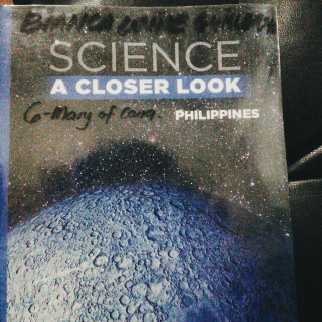 Science: A Closer Look