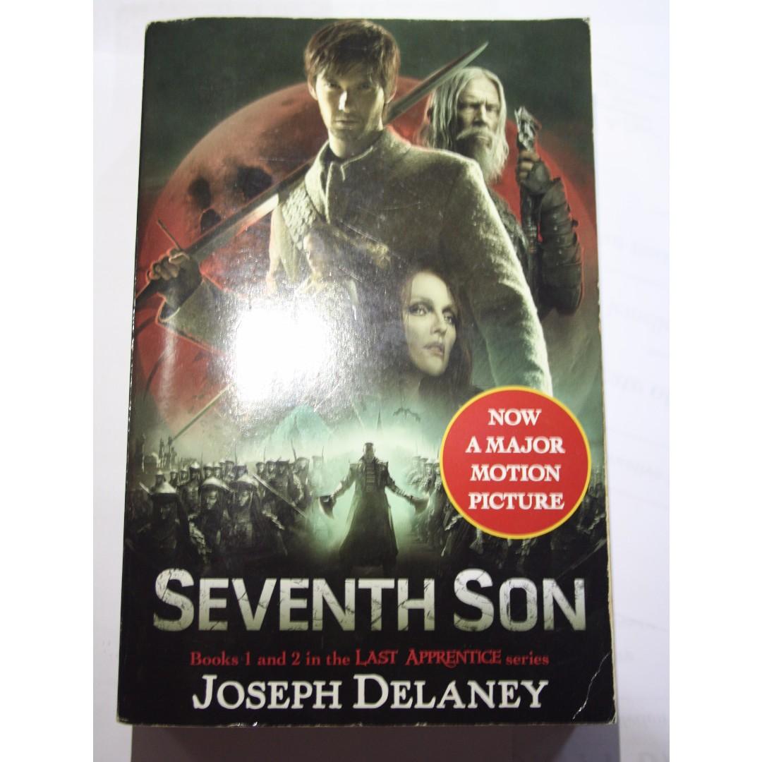 Seventh Son #makebenta