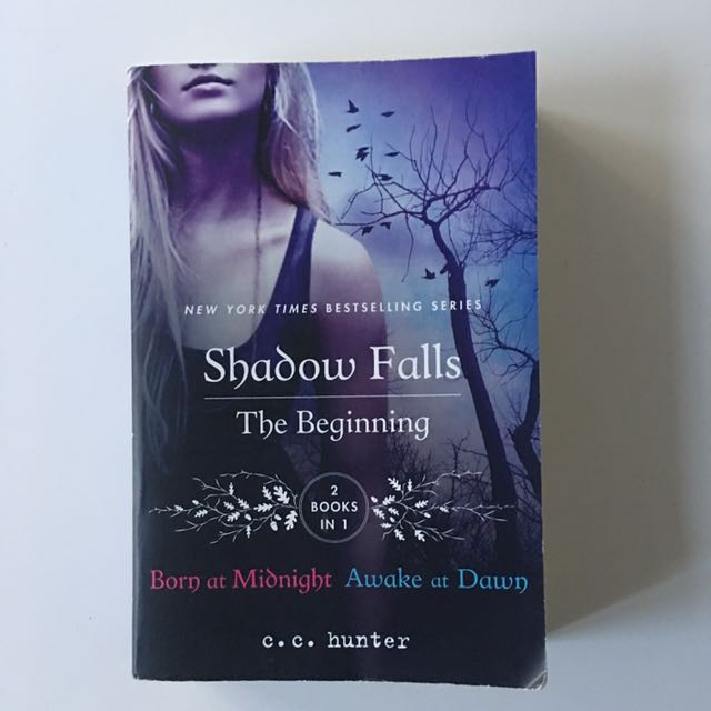 Shadow Falls: The Beginning (Born At Midnight & Awake At Dawn)