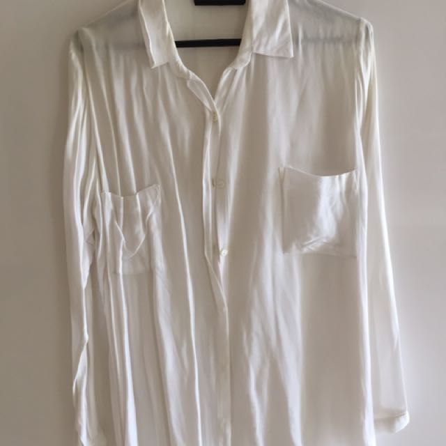 Shopatvelvet White Shirt