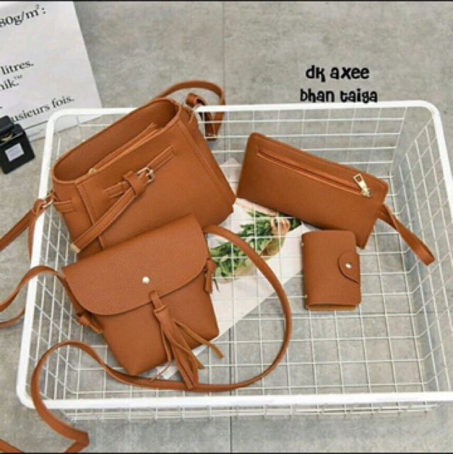 Shoulder Bag(4in1)