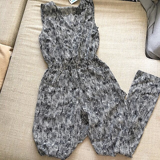 Size 8-10 Jumpsuit For Tall Girls
