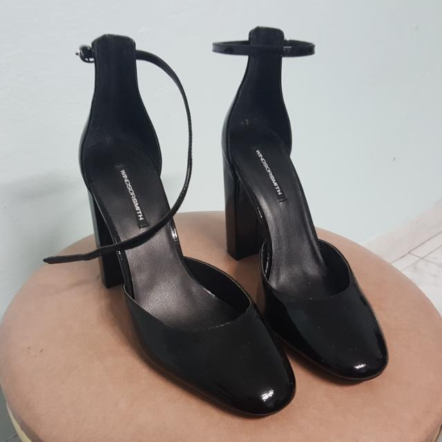 Size 9 (40) | Windsor Smith Patent Heels