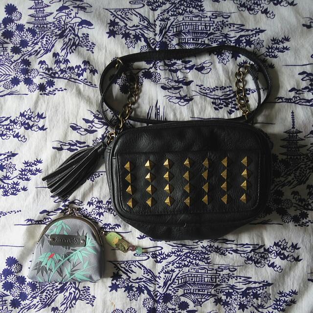 Small Cross-body Bag & Coin Purse