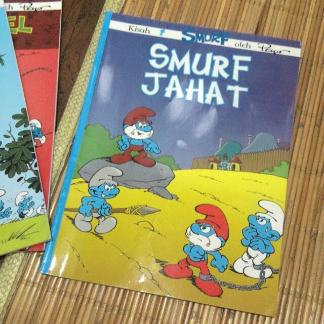 Smurf Jahat
