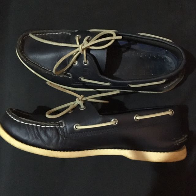 Sperry Top- Sider (Navy blue)