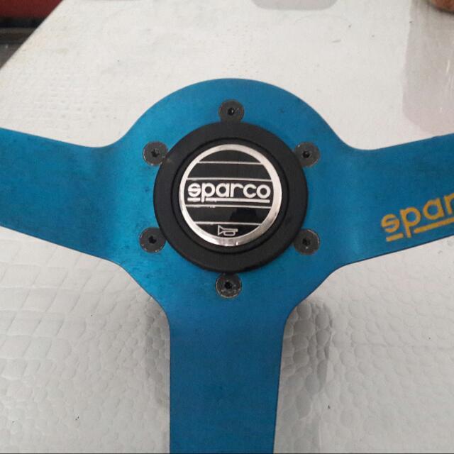 spqrco小凹方向盤