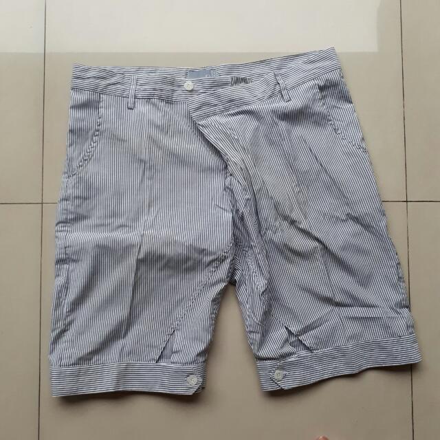 Stripes Short Pants Celana Pendek Men