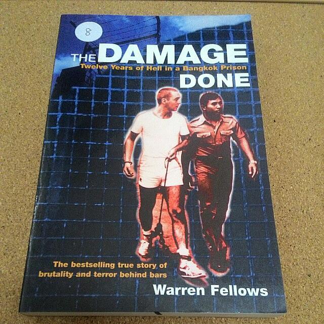 The Damage Done (Warren Fellows)