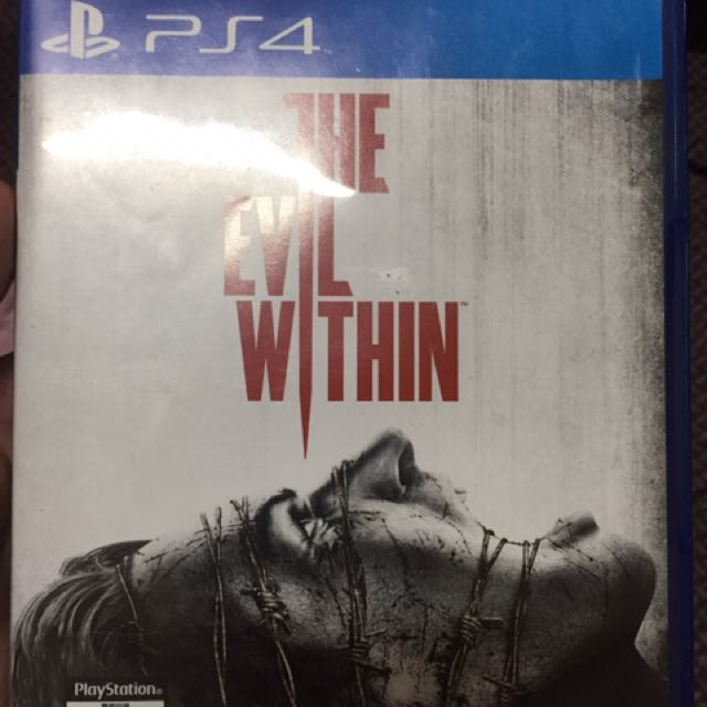 The Evil Within Ps4 R3