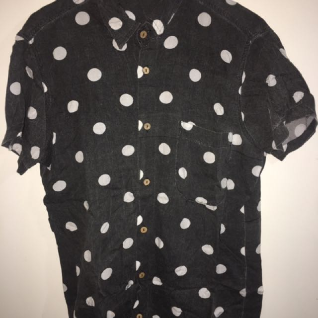 The People VS Shirt Polka Dot