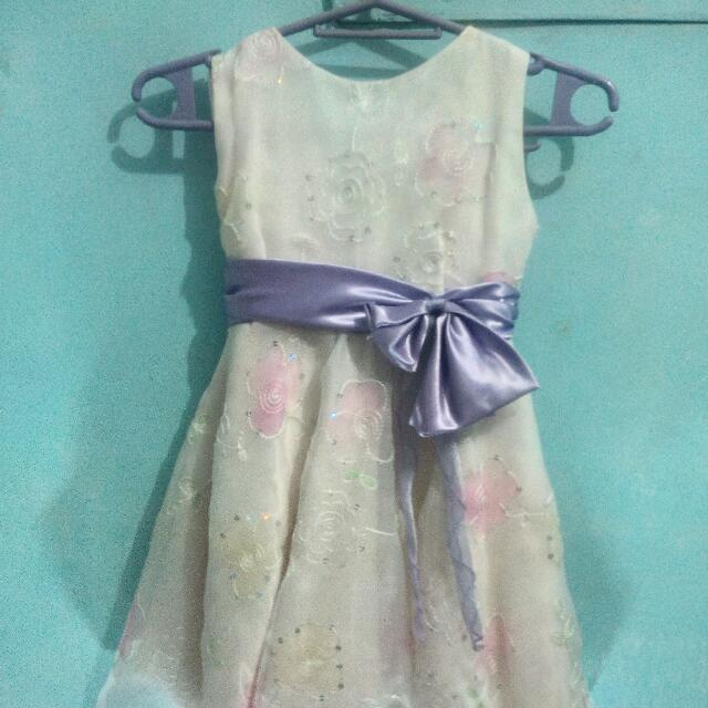 Toddler's  Gown 👗👗