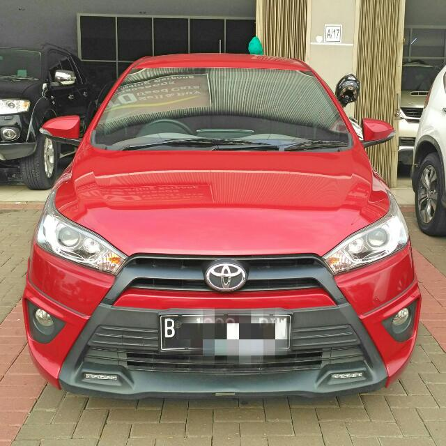 Toyota Yaris TRD Sportivo 2015 Cars For Sale On Carousell