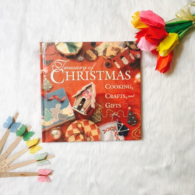 Treasury if Christmas Cooking, Crafts & Gifts