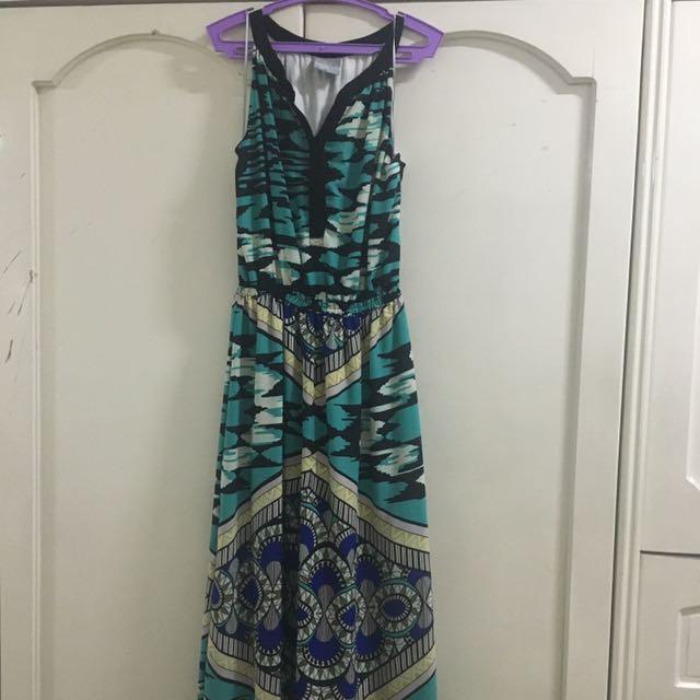 Twilo Maxi dress