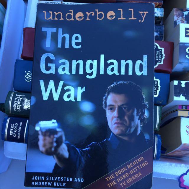 Underbelly The Gangland War