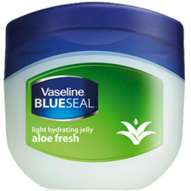 Vaseline Aloe Fresh Petroleum Jelly