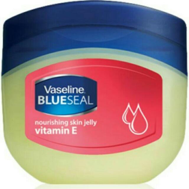 Vaseline Vitamin E Petroleum Jelly