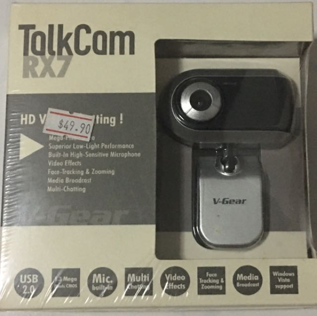 v-gear talkcam rx7