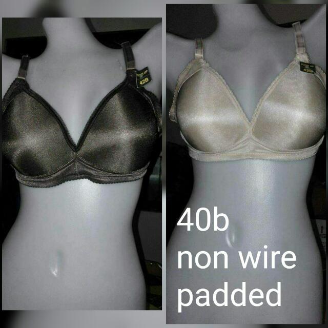 Victoria Secret 40b non wire padded bra