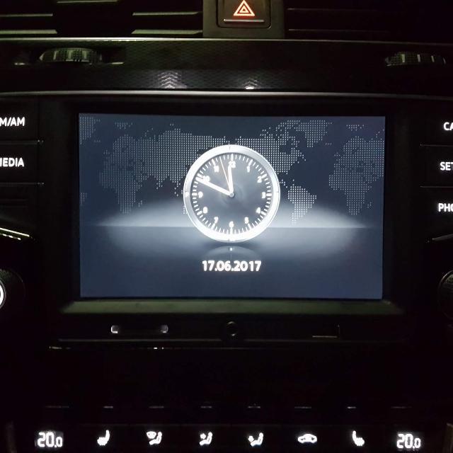 Volkswagen Composition Media 6 5 Headunit, Car Accessories