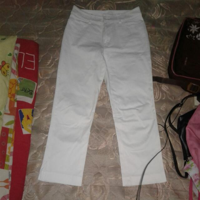 #Midnightsale White Jeans