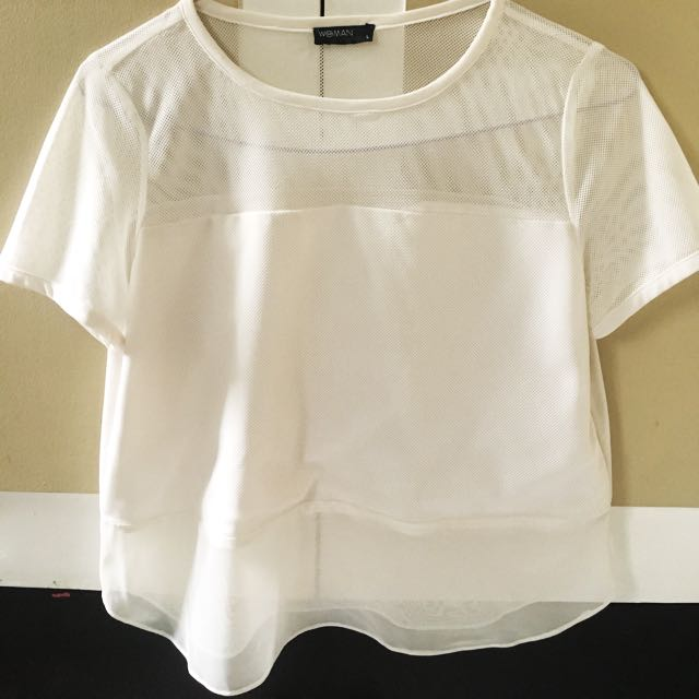 White Top From SM Woman