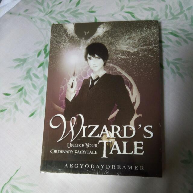 Wizard's Tale Unlike Your Ordinary Fairytale