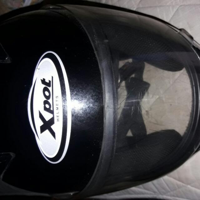 Xpot Fullface Helmet