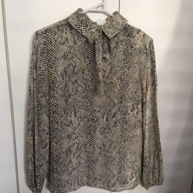Zimmermann Silk Top  - Size 1