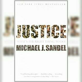 Brand New - Justice: What's The Right Thing To Do By Michael J Sandel - Paperback