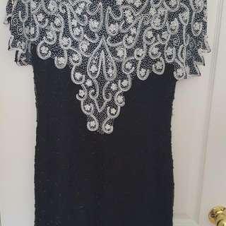 Flapper Like Dress. Medium