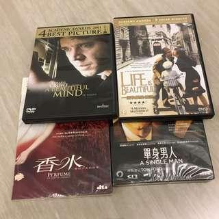 DVD-共四片#出清中