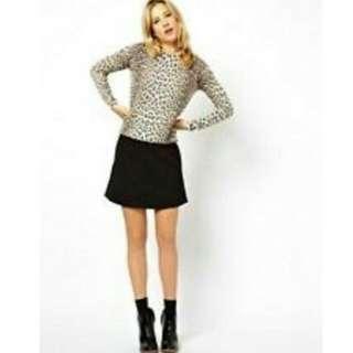ASOS A-Line Skirt, UK14