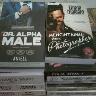 Novel Adaptasi Mencintaimu Mr.  Photographer
