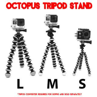 Universal Octopus Tripod For Cameras