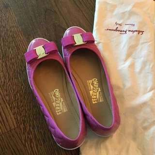 Authentic Ferragamo Shoes