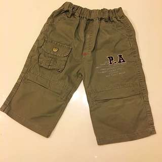 Boy Khaki Pants For 6-7yrs Old